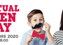 Virtual Open Day - 29 Ottobre 2020